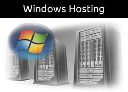 Windows UK Hosting Button
