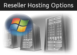 Reseller Hosting Button