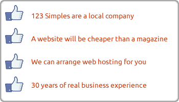 Waterlooville Web Design Stay Local