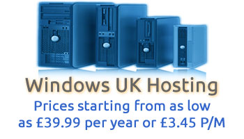 UK Hosting Options